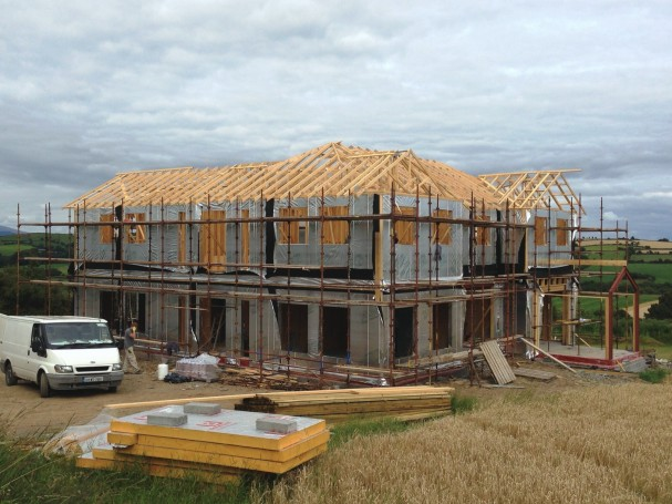 Timber Framed House Manufacturer Kent And Ireland