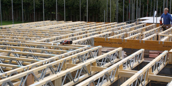 Metal Web Joists Posi Joists Harmony Timber Solutions