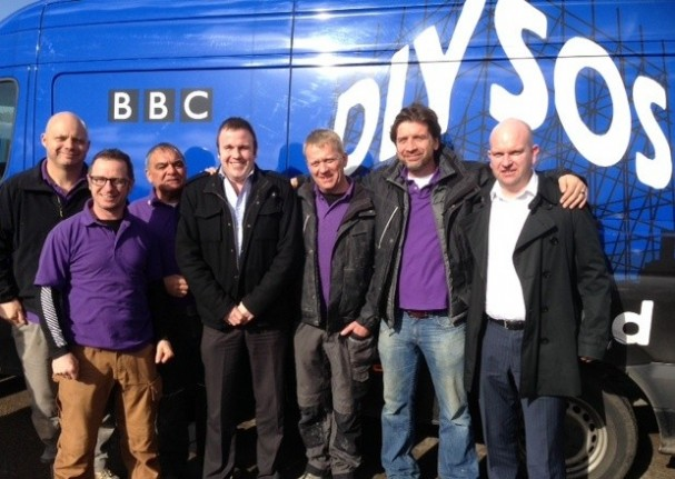 BBC DIY SOS Harmony, Essex